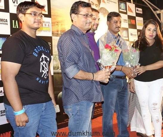 Pramod Bokadia released music of film ROMEO N BULLET-3