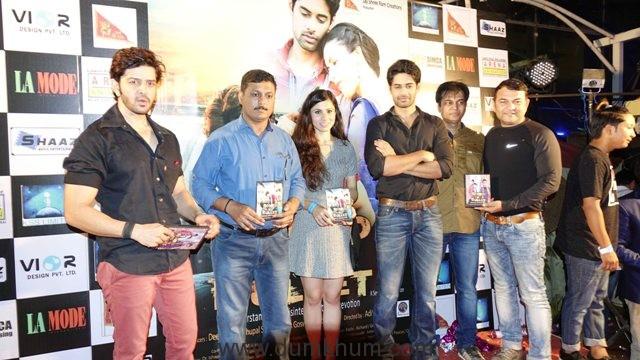 Pramod Bokadia released music of film ROMEO N BULLET-6