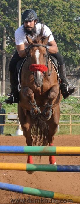 Randeep Hooda's 'broken' horse wins him medals