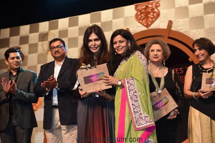 3. Aaradhana Somany, with Nisha Jamwal KPP_1635
