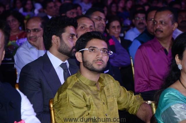 Aditya Thackeray at Udaan Launch (2)