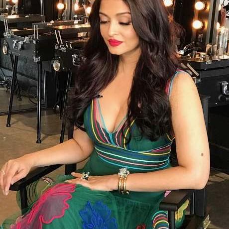 Aishwarya Rai Bachchan looks ethereal in Yanina Couture
