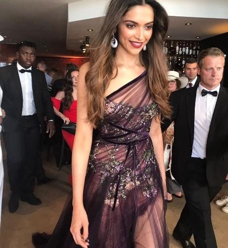 Deepika Padukone makes an impressive debut on Cannes Film Festival Red Carpet as L'Oréal Paris ambassador