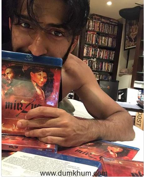 Harshvardhan Kapoor's bringing sexy back!-
