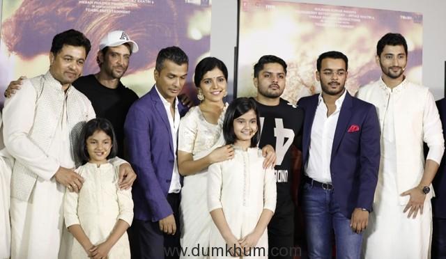 Hrithik Roshan launches the trailer of Vikram Phadnis' Hrudayantar--