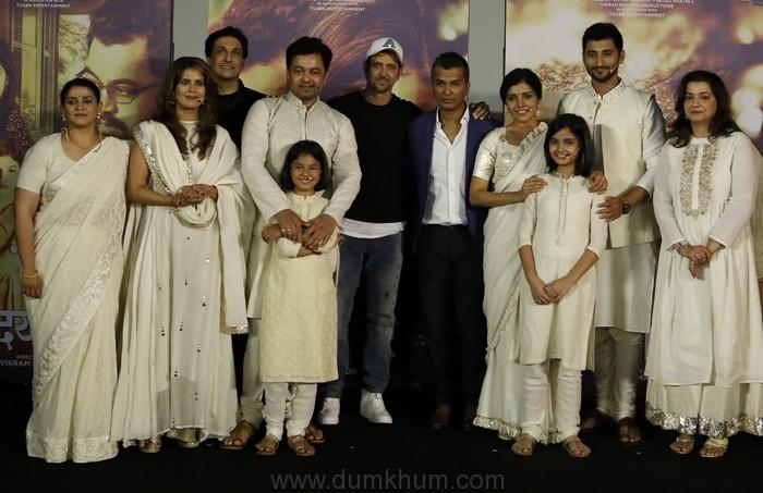 Hrithik Roshan launches the trailer of Vikram Phadnis' Hrudayantar