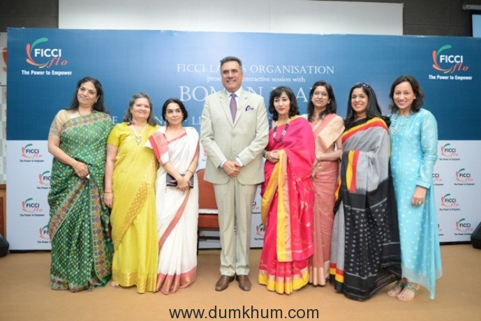 INTERACTIVE SESSION WITH Boman Irani