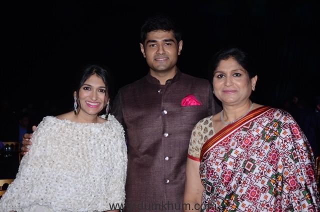 Niyati Patel Prajay Patel and Varsha Patel