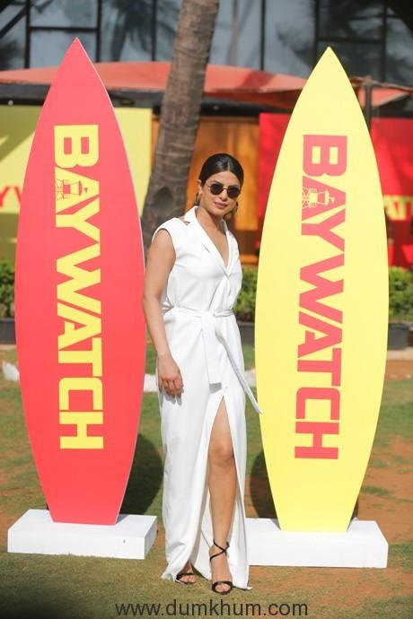 Priyanka - Baywatch