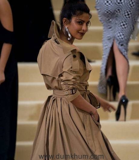Priyanka Chopra steals the show at the MET Ball