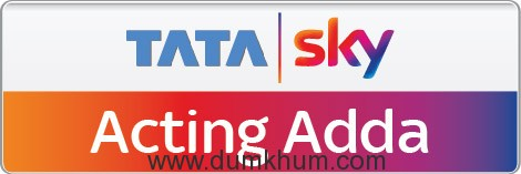 Tata Sky Acting Adda - Logo