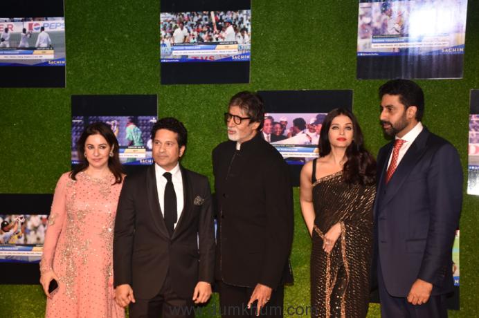 Star Studded Premiere for Sachin: A Billion Dreams
