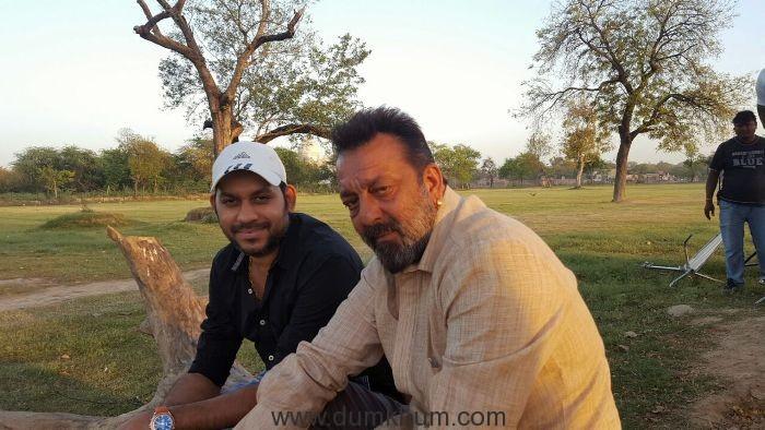 """When Sanjay Dutt heard the script, he cried and hugged me tightly"", says writer Raaj Shaandilyaa"