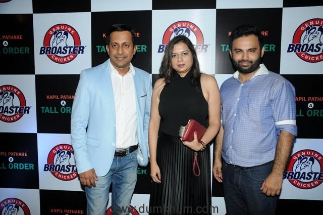 27. Kapil Pathare, Premal Badiani with Karan Tanna DSC_9253