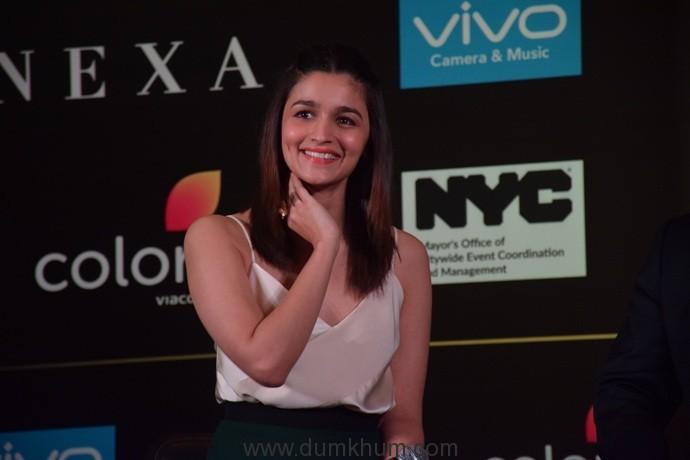 Alia Bhatt at the Official IIFA Press Conference, Mumbai (3)