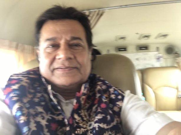 Anup Jalota Flying Divine Carrier