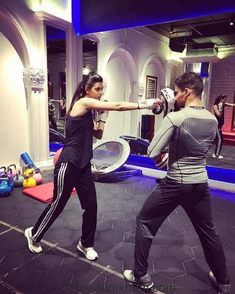 Diana Penty starts prepping for her upcoming film Parmanu – The Story of Pokhran