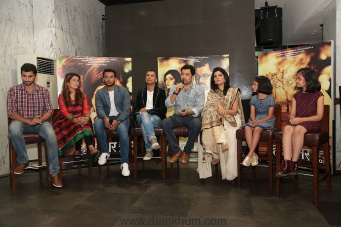Hrudayantar team promotes the much awaited film of the year in Pune!