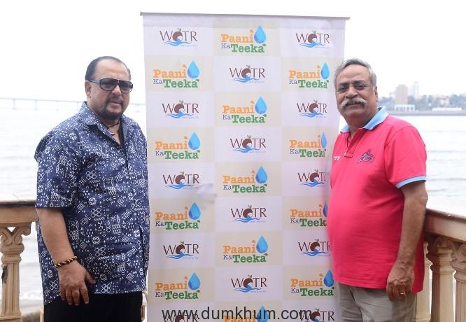 Mile Sur Mera Tumhara' Duo Louiz Banks and Piyush Pandey