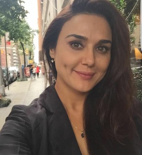 Preity Zinta announces Kavach Safety!
