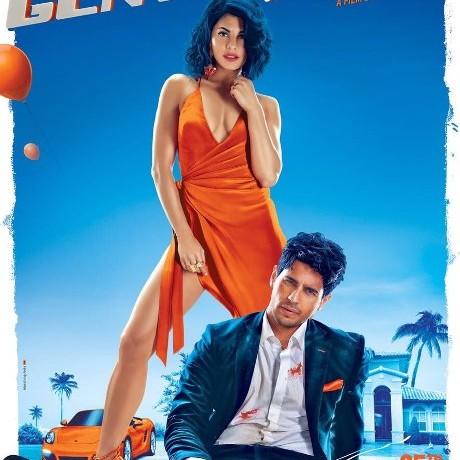 A Gentleman: Sidharth Malhotra-Jacqueline Fernandez's next sizzling poster