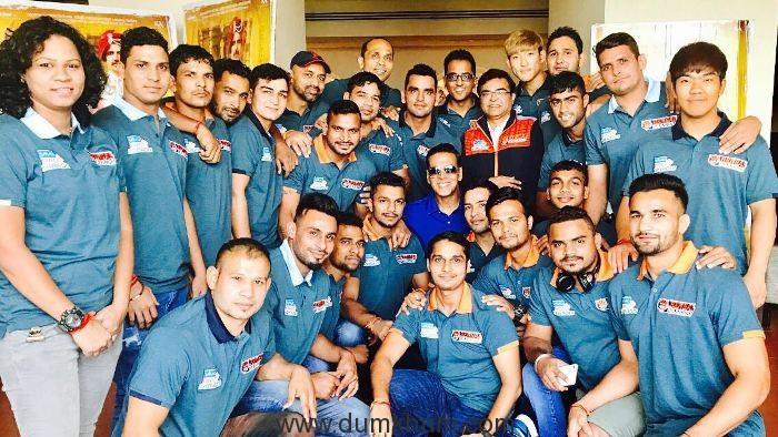Akshay Kumar partners with Future Group's Pro-Kabaddi franchise 'Bengal Warriors'