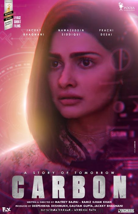 Carbon 3rd poster starring Prachi Desai, Out Now!