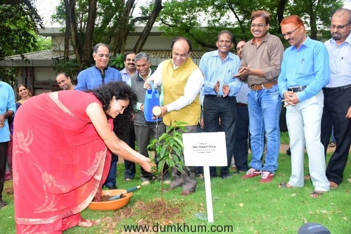 Films Division joins Green Maharashtra drive--