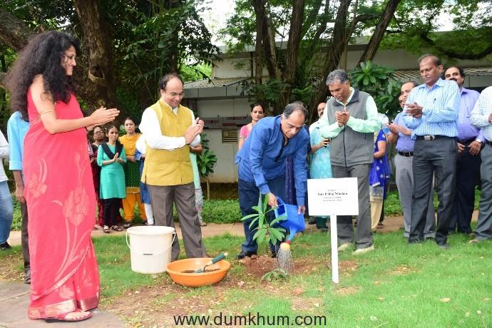 Films Division joins Green Maharashtra drive-