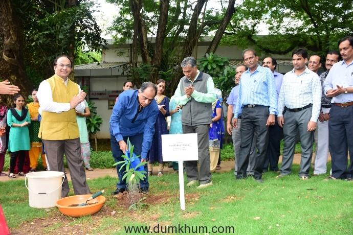 Films Division joins Green Maharashtra drive.