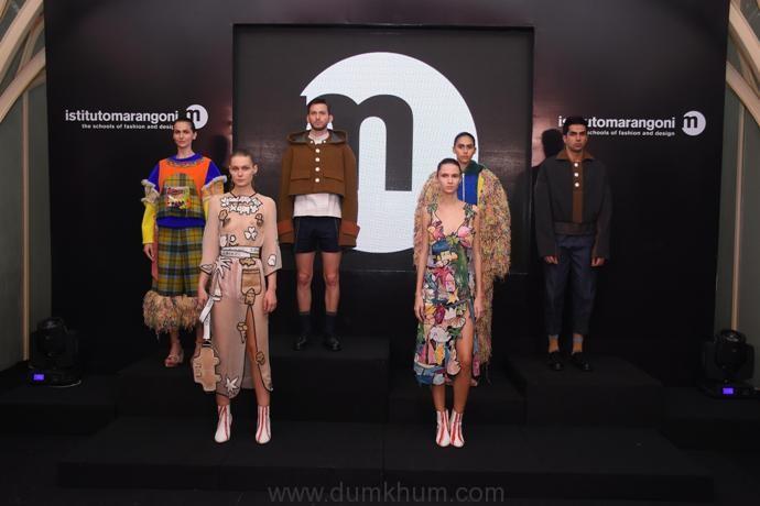 Istituto Marangoni opens in Mumbai _ Fashion Show