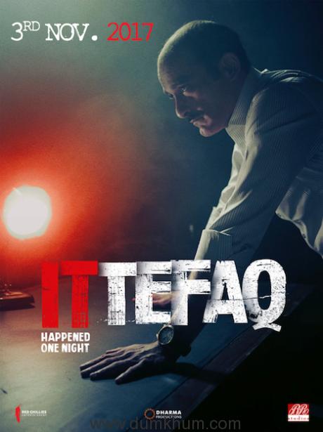 Ittefaq - It Happened One Night - Posters--