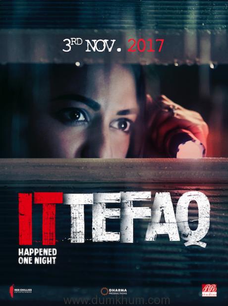 Ittefaq - It Happened One Night - Posters-
