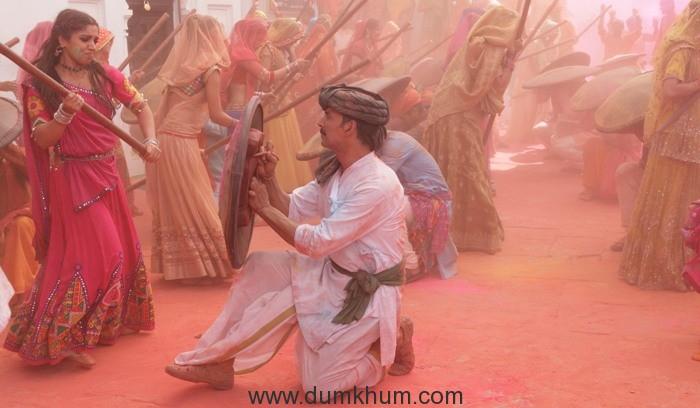 LatthMaar from Toilet Ek Prem Katha song-1