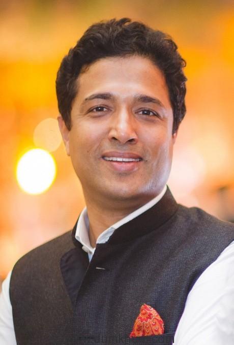 Mr. Vikash Agarwal, President& Brand Director, Macroman&Macrowoman