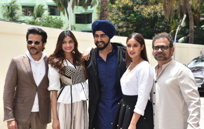 Anees Bazmee's Mubarakan first Hindi film to shoot in England's Weybridge