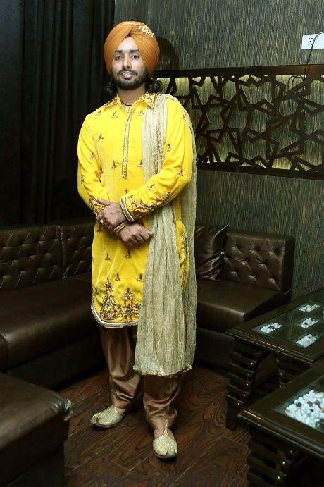 Music Launch of Satinder Sartaj's Hollywood film ' The Black Prince'-2