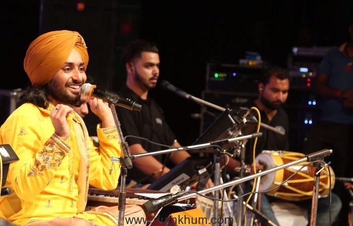 Music Launch of Satinder Sartaj's Hollywood film ' The Black Prince'1