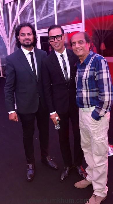 Rahul Mishra Brand ambassador for Istitutomarangoni - Troy Costa - Hemant Sanganee