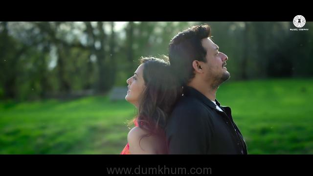 Romantic song picturised on Swwapnil Joshi & Rucha Inamdar 'Ye Ata'-