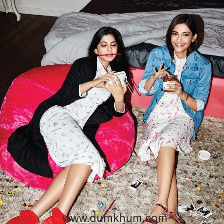 Sonam Kapoor & Rhea Kapoor's Rheson hits the streets of New York !