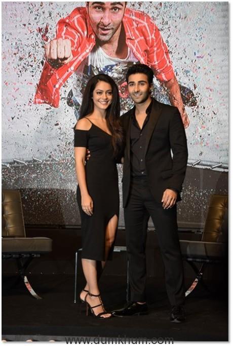 YRF Presents Aadar Jain and Anya Singh