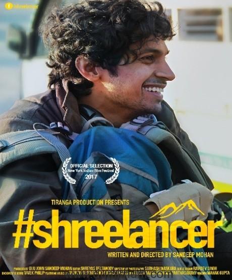 "Director, Sandeep Mohan & Tiranga Productions to Release  ""Shreelancer"" in India"