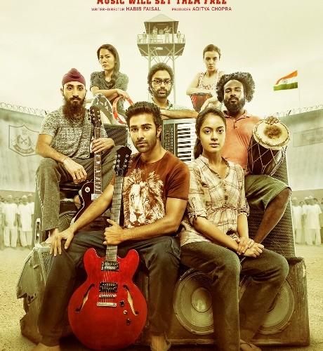 7 Prisoners. 1 Band. Music Will Set Them Free. Watch Qaidi Band Trailer