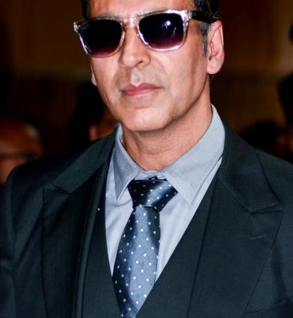 A SNOW-CAPPED 50TH FOR AKSHAY KUMAR