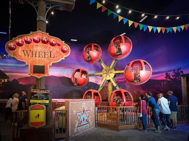 BPD_RIDE_Lagaan Champaneer Carnival-Bhuvan's Wheel