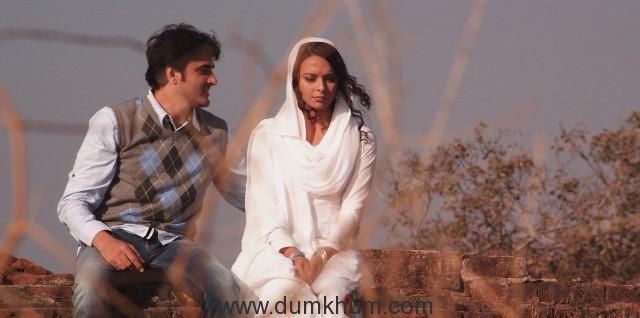 Furqan Merchant and Bidita Bag in Rahat Kazmi's Rabbi