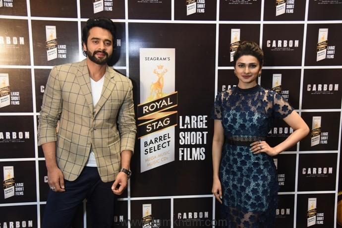 Royal Stag Barrel Select Large Short Films presents 'Carbon'