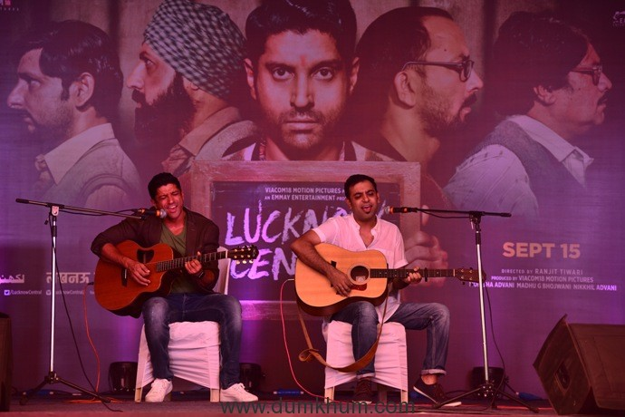 Lucknow Central team celebrates Independence Day at Yerwada Jail