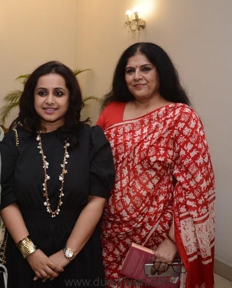 Milee Ashwarya with Vivita Dawra Nangia
